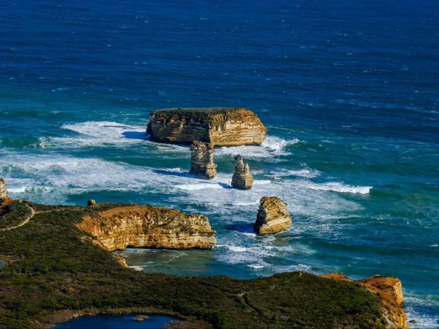 Fly From Portland to the 12 Apostles